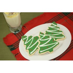 Christmas Tree Cookie